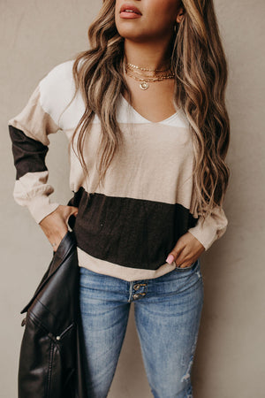 Johanna Striped Sweater