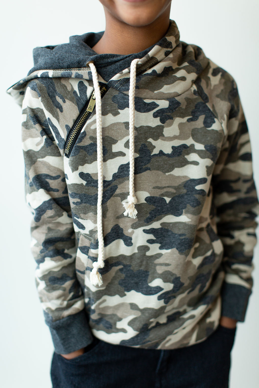 Youth - Camo All Over DoubleHood™