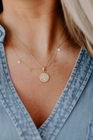 Dangle Dots Necklace