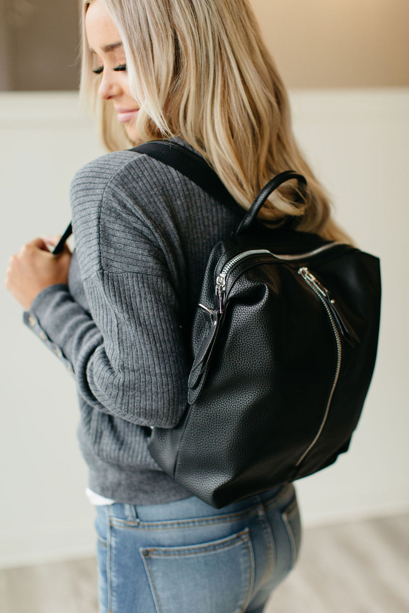 Kenzie Backpack - Black
