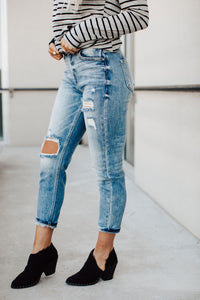 The Right Moves Jeans