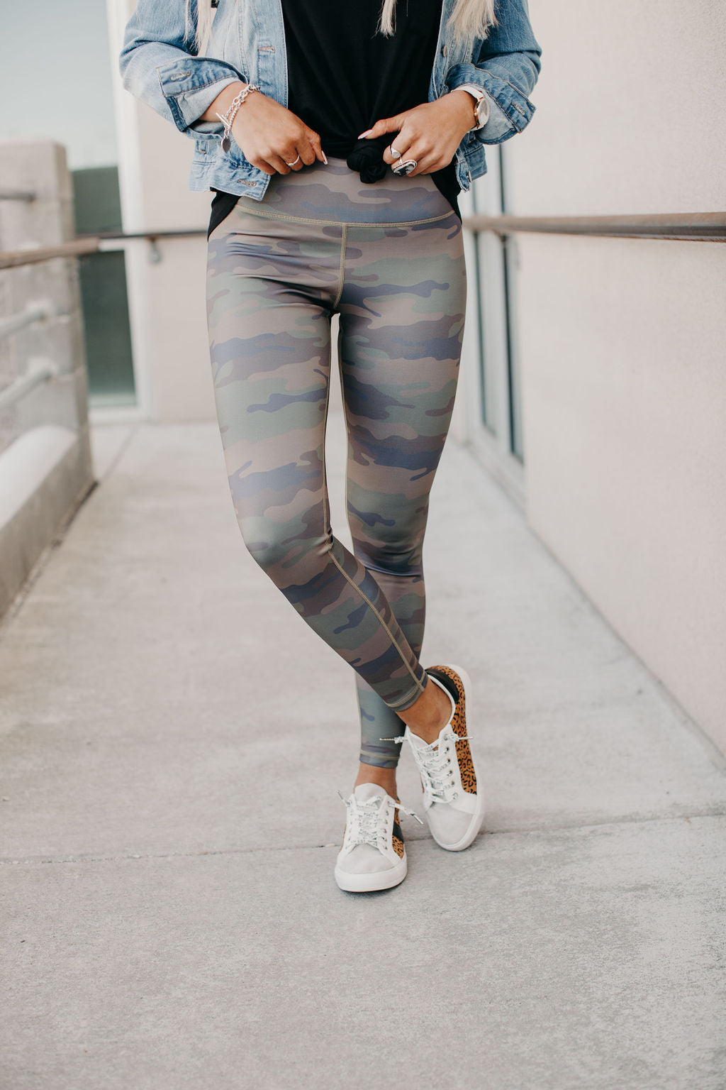 Now You See Me Leggings