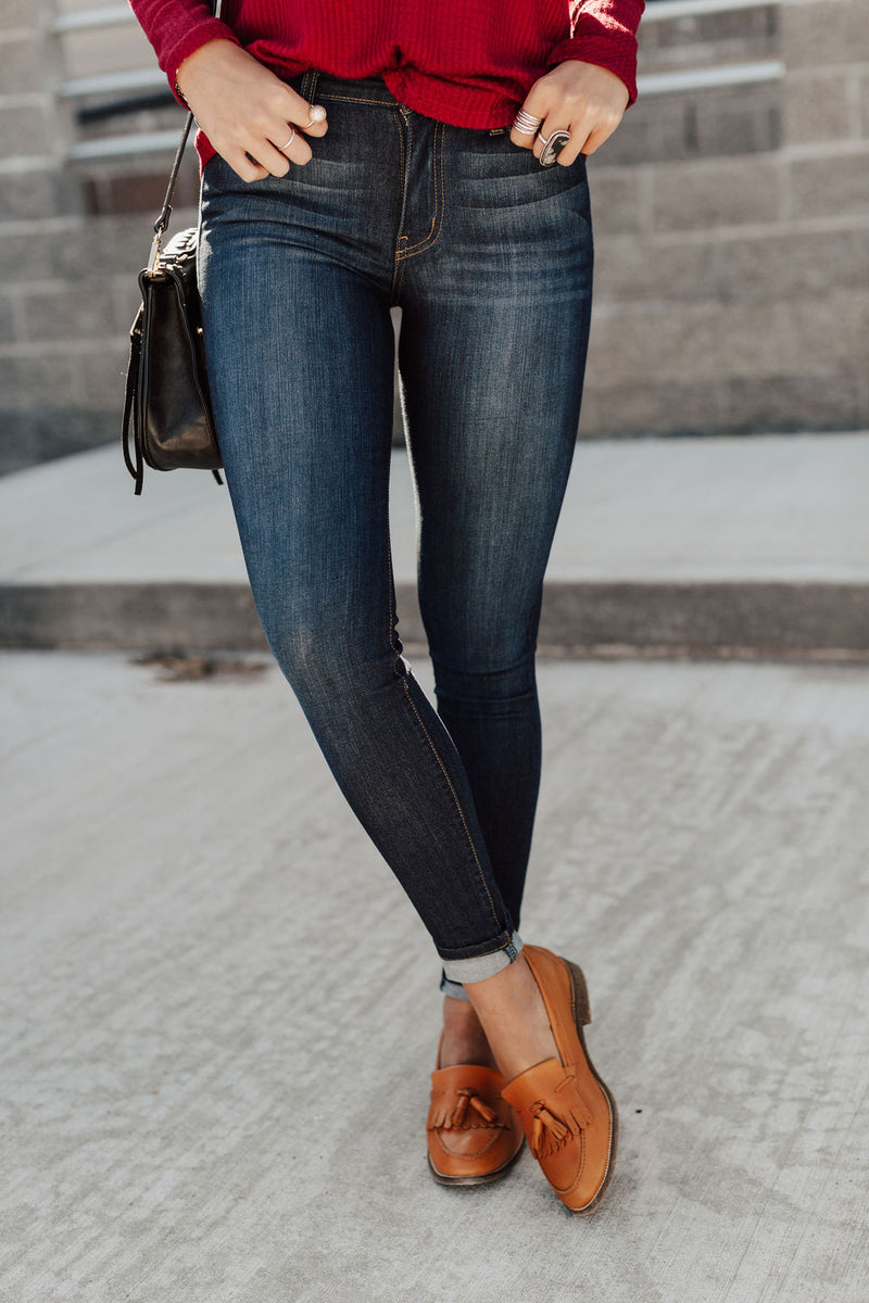 Bobby Classic Skinny Jeans