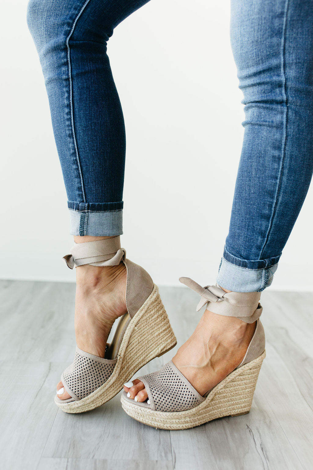 Sprout Espadrilles - Clay