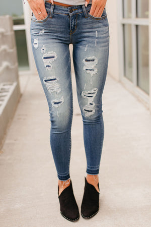 Winslow Distressed Jeans