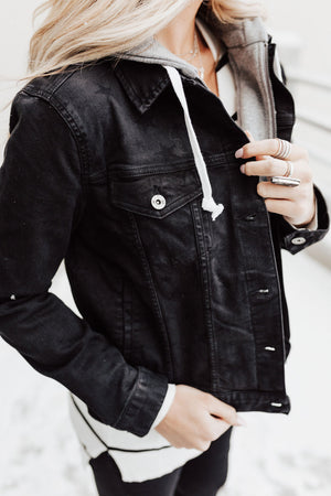 Kendall Denim Jacket