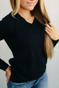 Quinn Sweater - Black