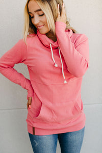 CowlNeck Sweatshirt - Sweet Side