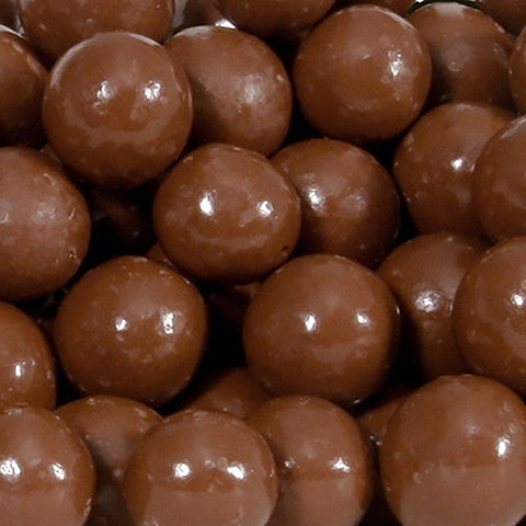 Milk Chocolate Malt Balls (No Sugar Added)