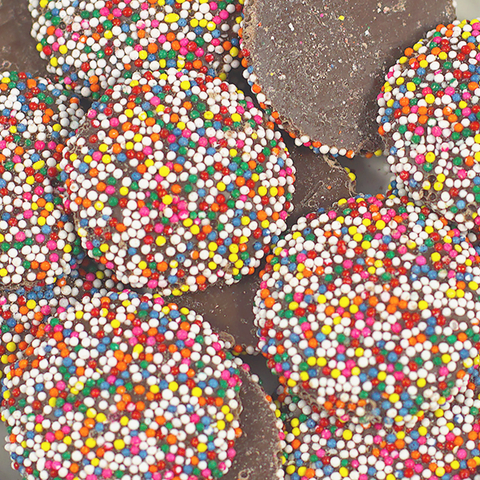 Guittard Milk Chocolate With Nonpareils