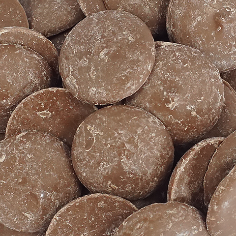 Milk Chocolate Apeel Discs