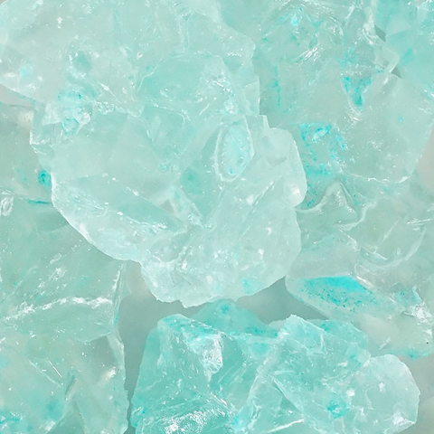Light Blue Cotton Candy Rock Candy Strings