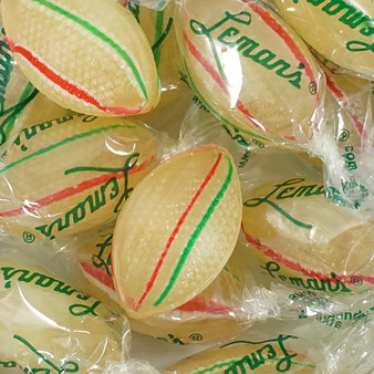 Leman's Mint Footballs