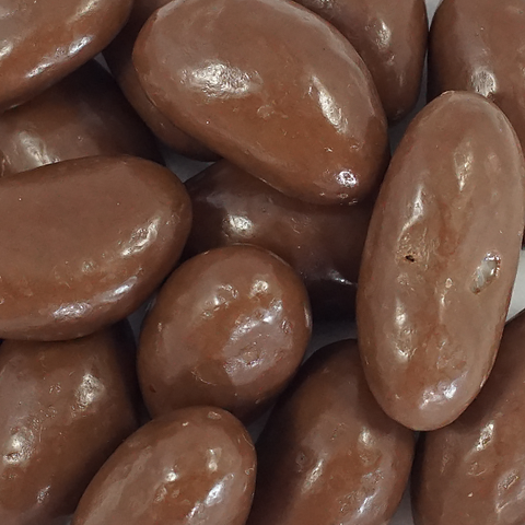 Milk Chocolate Brazil Nuts