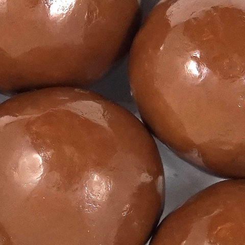 Triple Dipped Milk Chocolate Malted Milk Balls