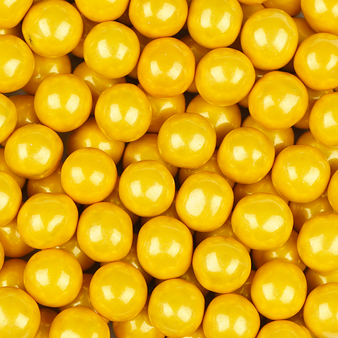 Metallic Gold Sixlets