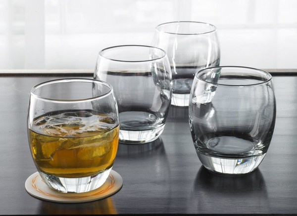 "The ""Madison"" Whiskey Glass (set of 4)"