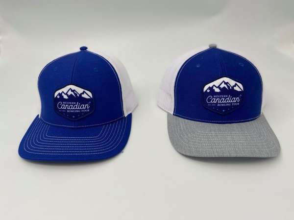 WCBT Mountain Snap Back