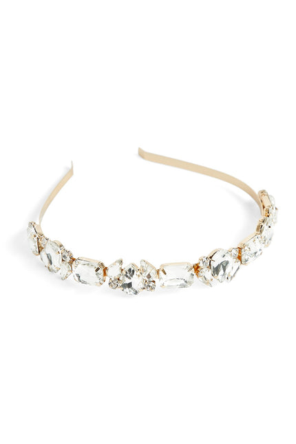 String Me Along Bracelet (Gold)