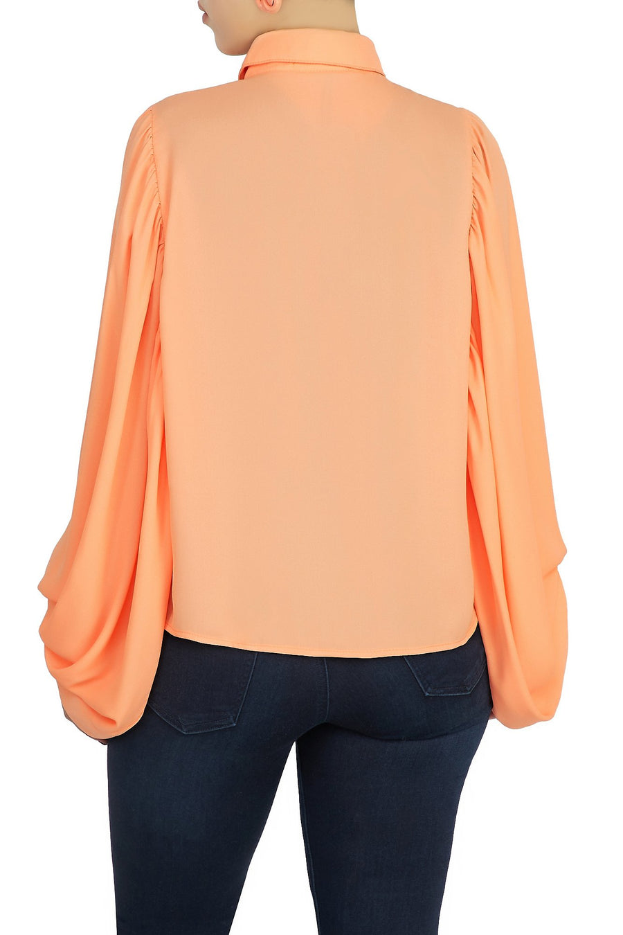 Wide Load Top (Coral)