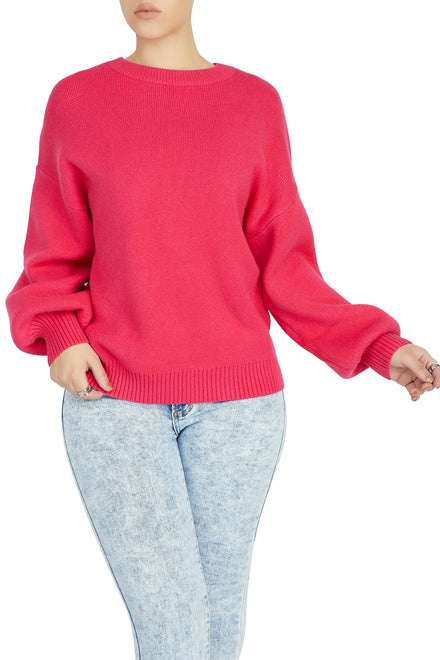 Class Favorite Sweater (Pink)