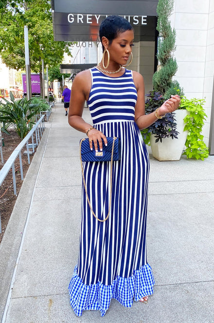 Lets Brunch Maxi Dress