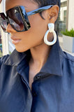 Truth Be Told Earrings (Silver)