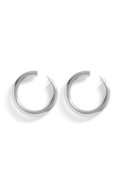 Circling Around Earrings (Gold)