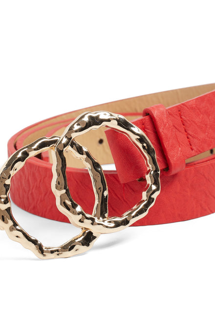 Its Just A Crush Belt (Red)