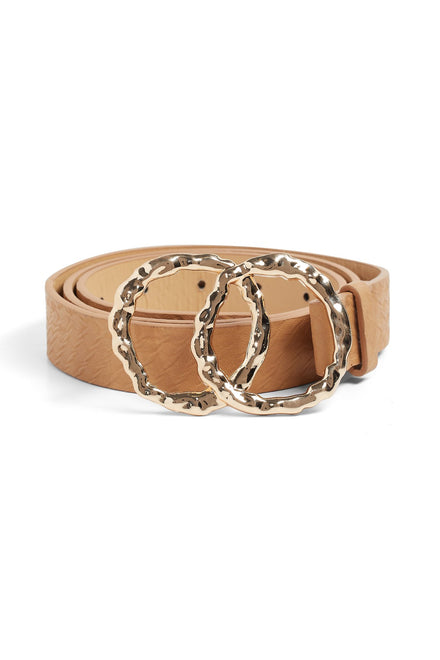 Its Just A Crush Belt - Khaki