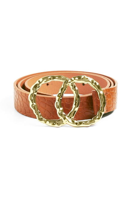 Its Just A Crush Belt (Camel)