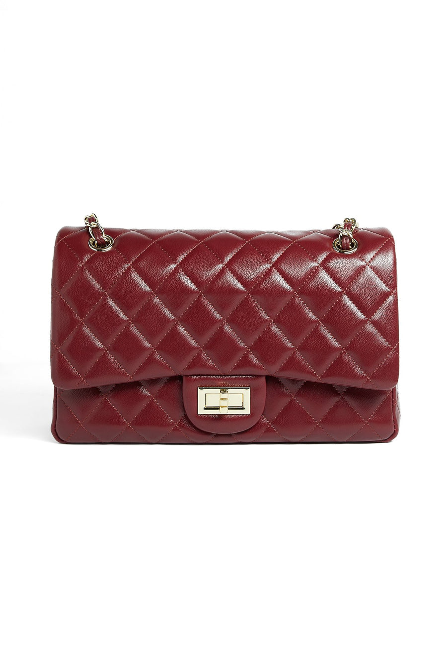 Call It Quilts Bag (Burgundy)