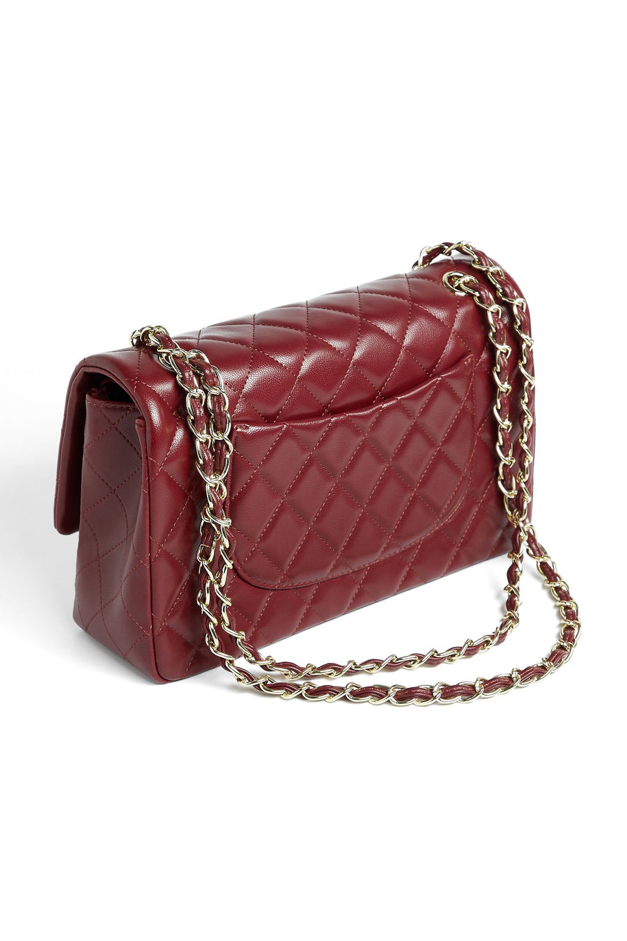 Call It Quilts Bag - Deep Red