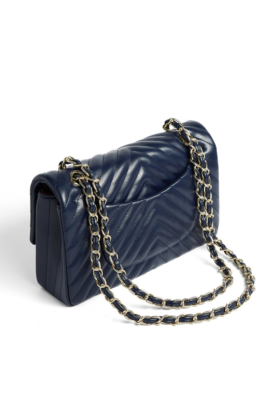 Move In My Direction Handbag (Navy)