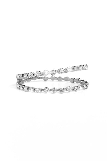For Eternity Bracelet (Silver)