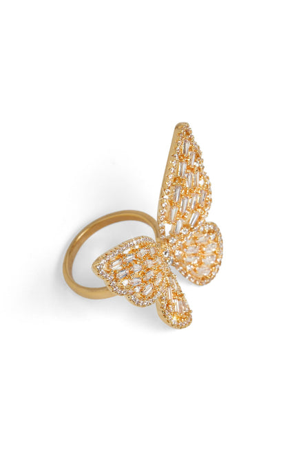Fly Bright Ring (Gold)