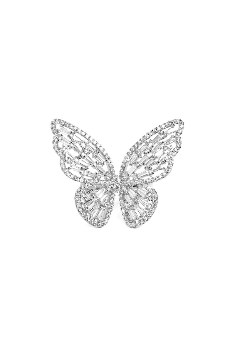 Fly Bright Ring - Silver