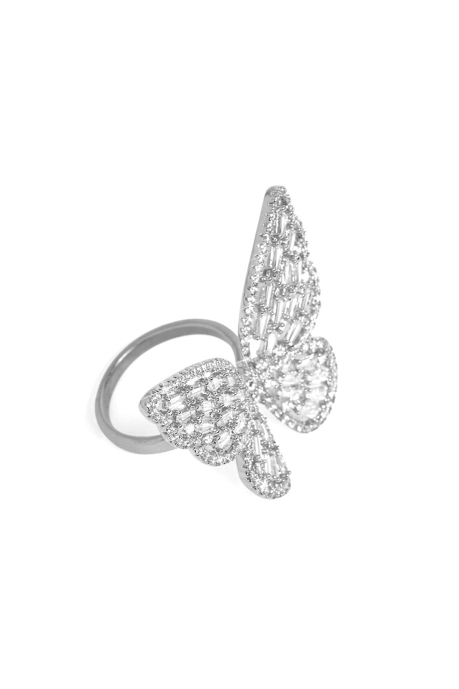 Fly Bright Ring (Silver)