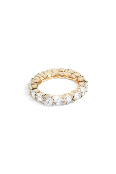 Beyond Eternity Ring (Gold)
