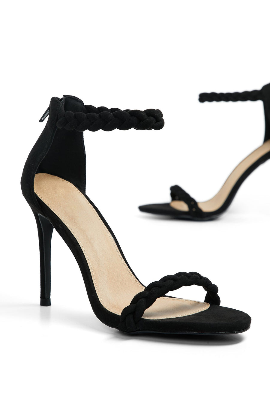 High Ropes Heels (Black)