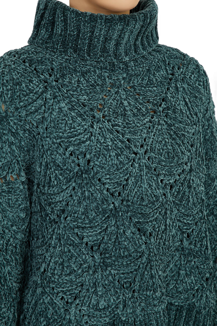 Just Chill Sweater (Green)