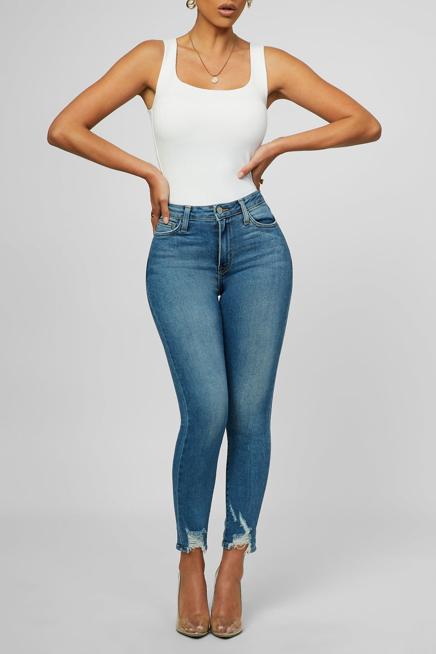 Rich And Ripped PREMIUM Jeans - Medium