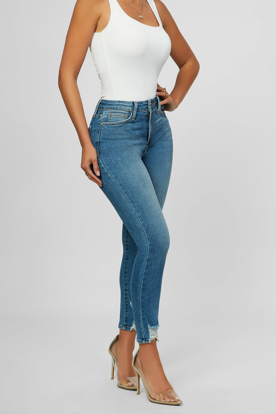 Rich And Ripped PREMIUM Jeans (Medium)