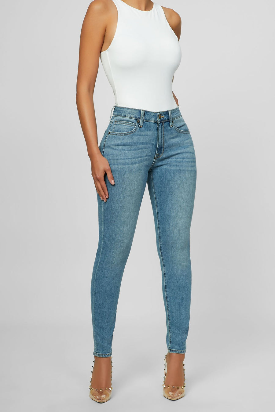 Perfectly Classic Jeans PRE-ORDER 4/3