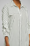 Making It Striped Down Tunic PRE-ORDER 6/5