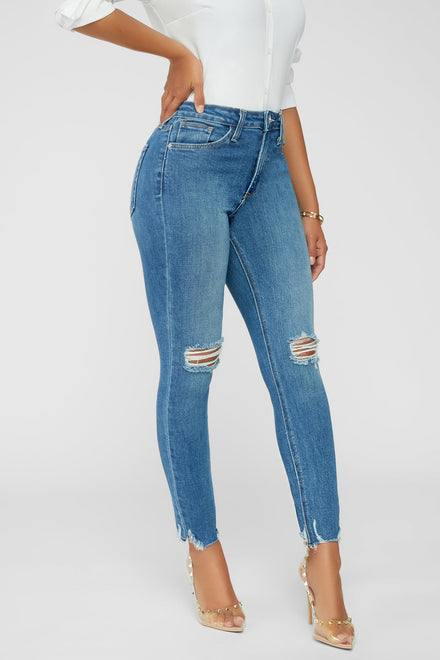 On A New Level Jeans (Medium)