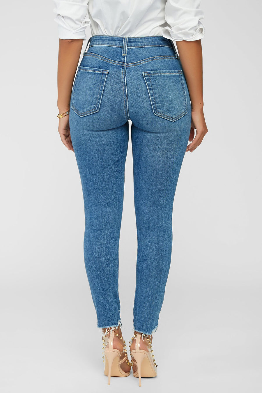 On A New Level Jeans - Medium