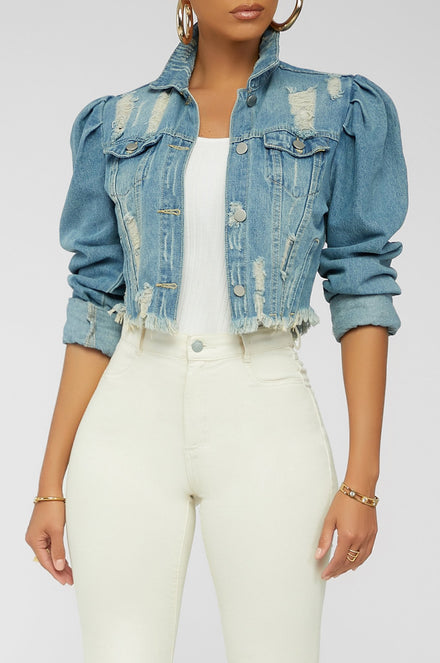 Denim Daze Jacket