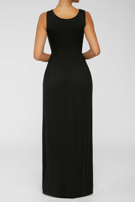 Easy Breezy Maxi Dress (Black)