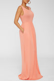 A Breeze Maxi Dress - Coral